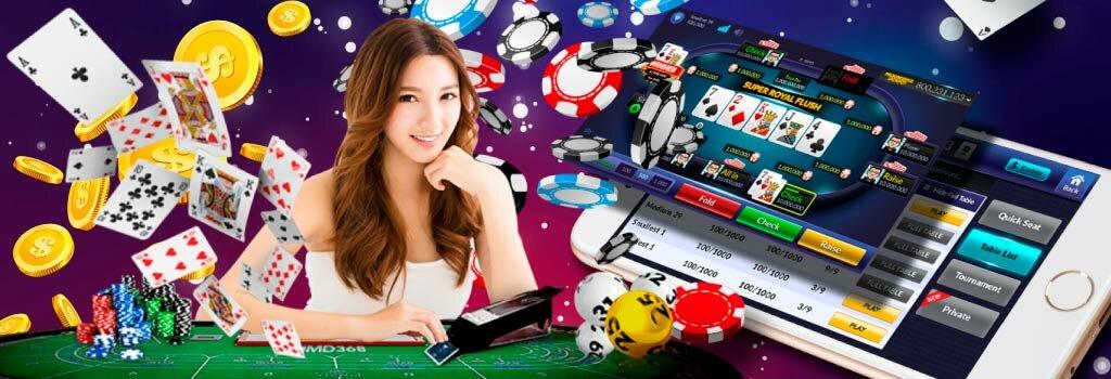 Онлайн казино на реальные деньги без первого взноса с выводом средств на карту